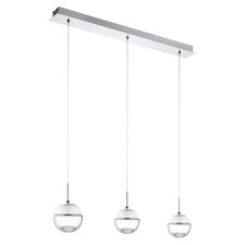 Montefio 3 Light Kitchen Island Pendant Light
