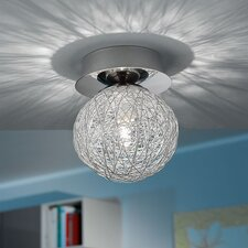Prodo 1 Light Semi Flush Ceiling Light