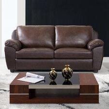 Riegel Dark Brown Sofa