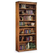 Huntington Oxford 84 Standard Bookcase by kathy ireland Home by Martin Furniture