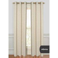 Alivia Outdoor Curtain Panels (Set of 2)