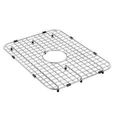 "14"" x 19"" Stainless Steel Bottom Sink Grid"