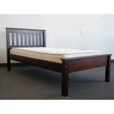 Mission Twin Slat Bed