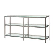 "Arlington 27"" Accent Shelves Bookcase"