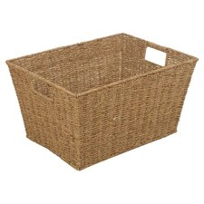 Seagrass Giant Floor Storage Basket