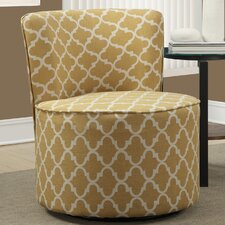 Lantern Barrel Chair by Monarch Specialties Inc.