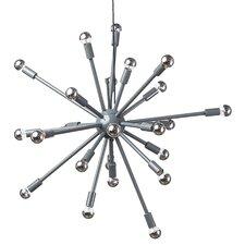Sergei 24-Light Bowl Pendant