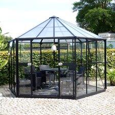 Hera 3.8m W x 3.3m D Greenhouse
