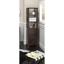 Neo Classic Transitional 19.625 W x 72 H Linen Tower by Ronbow