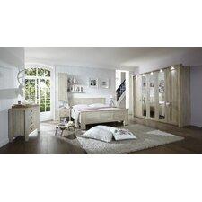 Anpassbares Schlafzimmer-Set Bergamo, 180 x 200 cm