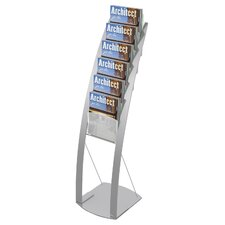 Penbrook Contemporary Floor Display Stand