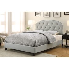 Anson Upholstered Panel Bed