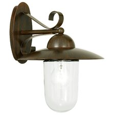 Milton 1 Light Outdoor Fisherman Light