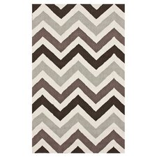 Chelsea Chevron Earth Area Rug