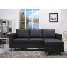 Oxford 3 Seater Corner Sofa