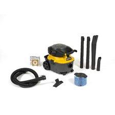 4 Gallon 6.0 Peak HP Detachable Blower Wet/Dry Vacuum