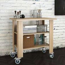 Serving Bar Cart