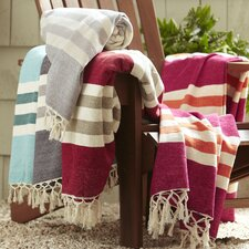 Tincup 100% Cotton Throw