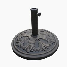 Cast Stone Umbrella Base