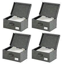Liberta Fabric Storage Box (Set of 4)