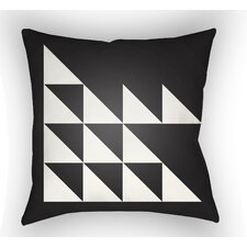 Wakefield Geometric Square Indoor Throw Pillow