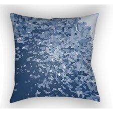 Konnor Sky Blue Throw Pillow
