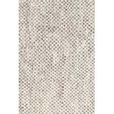 Hand Knotted Beige Area Rug