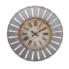 "Oversized 41"" Dees Iron Clock"