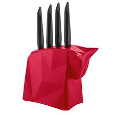 Pablo Steak Knife Block Set (Set of 4)