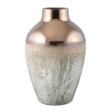 Hargrove Metallic Top Vase
