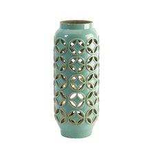 Creighton Cutwork Decorative Urn