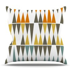 Diamond Kilim by Pellerina Design Throw Pillow