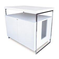 Large Cat Litter Box Enclosure