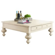 Paula Deen Home Put Your Feet Up Coffee Table with Lift-Top