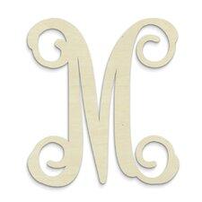 Susanna Single Vine Monogram Hanging Initials