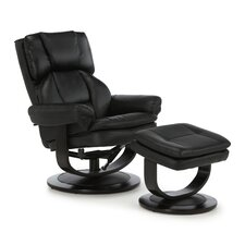 Gordonvale Recliner and Footstool
