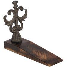 Scottish Wood Door Wedge (Set of 2)