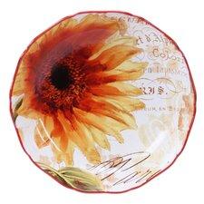 Paris Sunflower Serving/Pasta Bowl