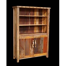 Barnwood 60 Standard Bookcase by Utah Mountain