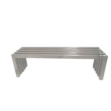 Lexter Metal Dining Bench