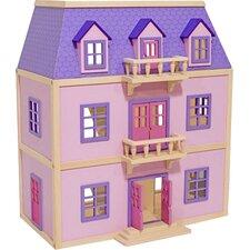 Wood Furnished Mansion