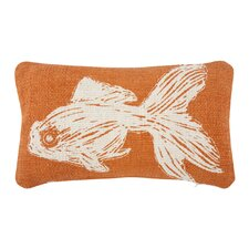 Goldfish Sketch Pillowcase