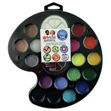 18 Color Artist's Palette