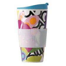 Oasis 16oz Porcelain Traveler Mug
