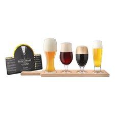 6 Piece Beer Tasting Set