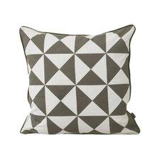 Modern 100% Cotton Throw Pillow