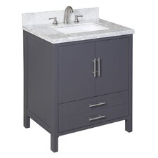 "California 30"" Single Bathroom Vanity Set"