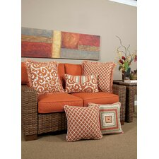 Small Indoor/Outdoor Sunbrella Throw Pillow