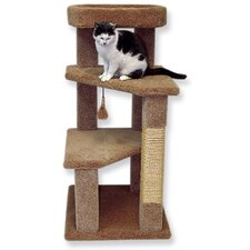 """46"""" Kitty Villa Cat Tree"""