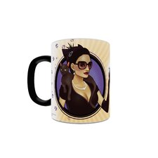 DC Comics Justice League Catwoman Bombshell Heat Changing Morphing Mug